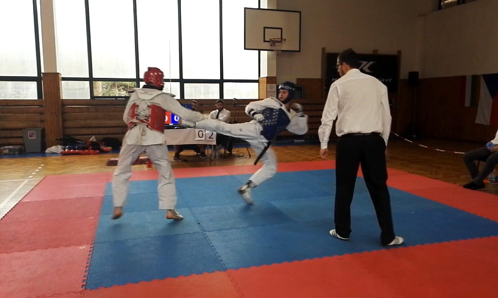 Taekwondo Ocelot Olomouc